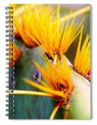 Get The Point Spiral Notebook