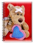 Get Well Soon Spiral Notebook