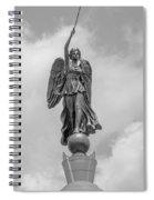 Gettysburg Angel Spiral Notebook