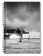 Gettysburg Battlefield 2779b Spiral Notebook