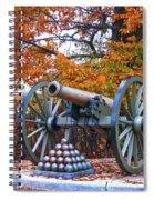 Gettysburg High Water Mark Spiral Notebook
