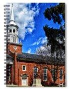 Gettysburg Lutheran Seminary Chapel Spiral Notebook