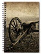 Gettysburg Revisited Spiral Notebook