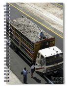 Getting The News Spiral Notebook