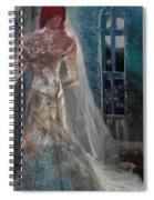Ghost Bride Spiral Notebook