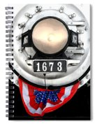 Ghost Engine Spiral Notebook