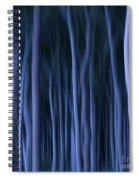 Ghost Forest Spiral Notebook
