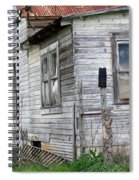 Ghost House Spiral Notebook