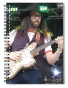 Ghost Of A Saber Tooth Tiger - Sean Lennon Spiral Notebook