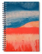 Ghost Ranch Original Painting Spiral Notebook