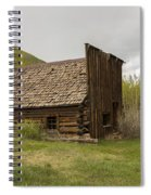 Ghost Town Ashcroft 3 Spiral Notebook