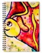 Gia  Spiral Notebook