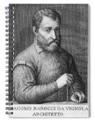 Giacomo Barozzi Da Vignola (1507-1573) Spiral Notebook