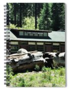 Giant Forest Museum Spiral Notebook