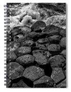 Giants Causeway 1 Spiral Notebook