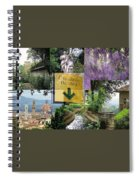 Giardino Bardini Spiral Notebook