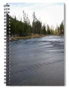Gibbon River Spiral Notebook