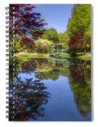 Gibbs Garden Spiral Notebook