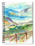 Gibraltar 02 Spiral Notebook