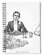 Gibson: Making Bread Pills Spiral Notebook