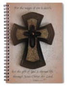 Gift Of Life Spiral Notebook