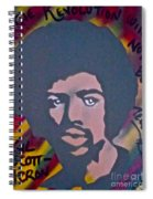 Gil Scott-heron 2 Spiral Notebook