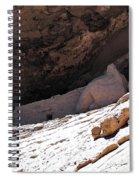 Gila Cliff Slope Spiral Notebook