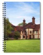 Gilbert White's House Spiral Notebook