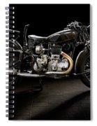 Gilera Vl Militare 2 Spiral Notebook