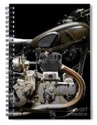 Gilera Vl Militare Motore 1 Spiral Notebook