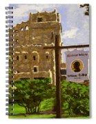 Gillette Castle East Haddam Connecticut Spiral Notebook