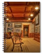 Gillette Castle Gallery Room Spiral Notebook