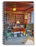 Gillette Castle Library Spiral Notebook