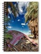 Gilligans Island Spiral Notebook
