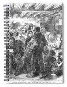Gin Mill: London, 1861 Spiral Notebook