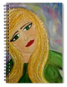 Gina Nevaeh Spiral Notebook