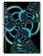 Gingezel 1 The Limit Spiral Notebook