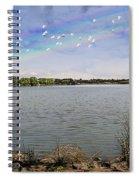 Ginnendera Lacke Spiral Notebook