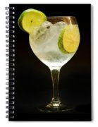 Gintonic Spiral Notebook