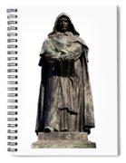 Giordano Bruno Spiral Notebook