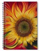 Girasol Dinamico Spiral Notebook