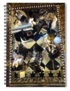 Girl Group Spiral Notebook