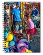 Girl Power Spiral Notebook