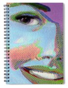 Girl Spiral Notebook