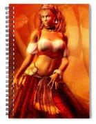 Gitana Spiral Notebook
