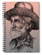 Giuseppe Verdi Spiral Notebook