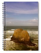 Give Me The Ocean Spiral Notebook
