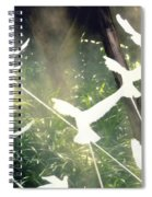 Give Peace A Chance  Spiral Notebook