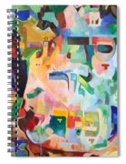 Give  Us A Sign Of The Light Of Your Countenance Upon Us Spiral Notebook