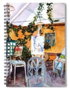 Giverny L'etalier  Spiral Notebook